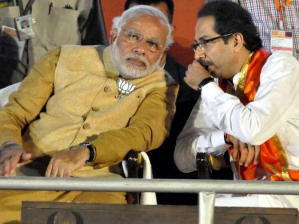 Will Uddhav bow to Modi for alliance?