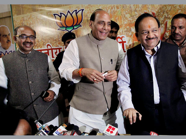 BJP to take a call on Delhi after Maha