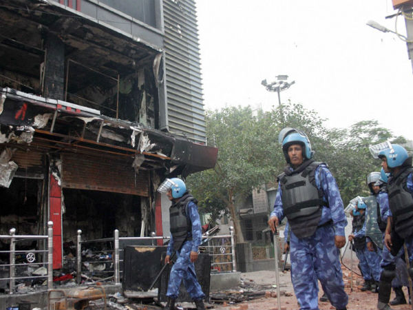 Trilokpuri riots (PTI Photo)