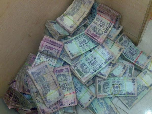 Black Money:Rajkot company incommunicado