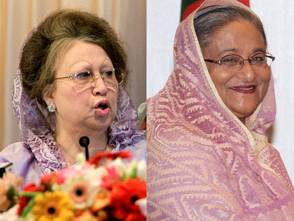 Terrorists planned to kill Hasina, Zia