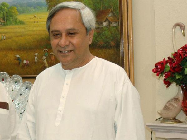 Odisha CM Naveen Patnaik.