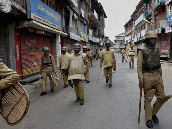 Restrictions imposed in Srinagar parts