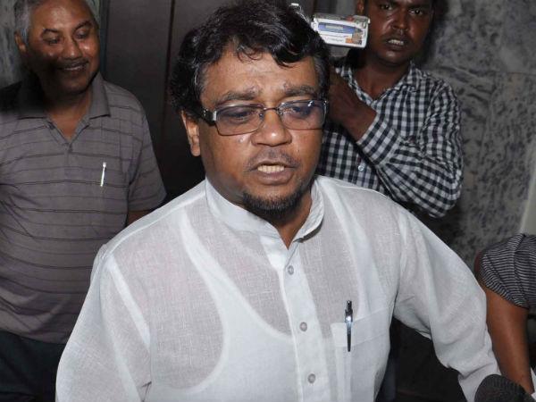 TMC MP Ahmad Hassan Imran