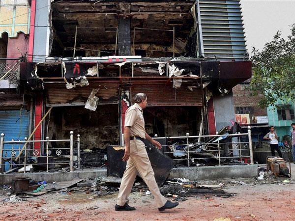 Riot-hit Trilokpuri starved