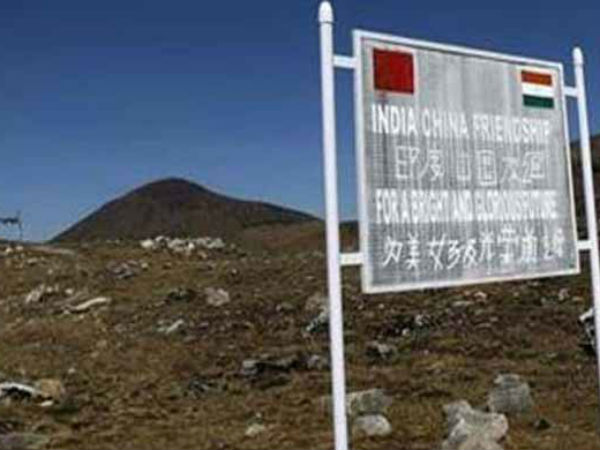 Indian Army stops PLA from making road