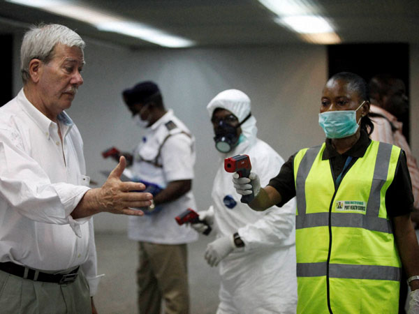 3 Red Cross workers cleared of Ebola