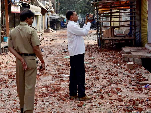 Prohibitory orders relaxed in Trilokpuri