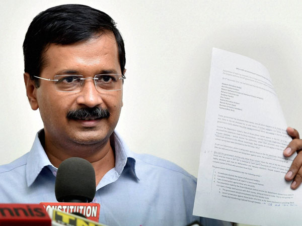 Big fishes are being spared: AAP