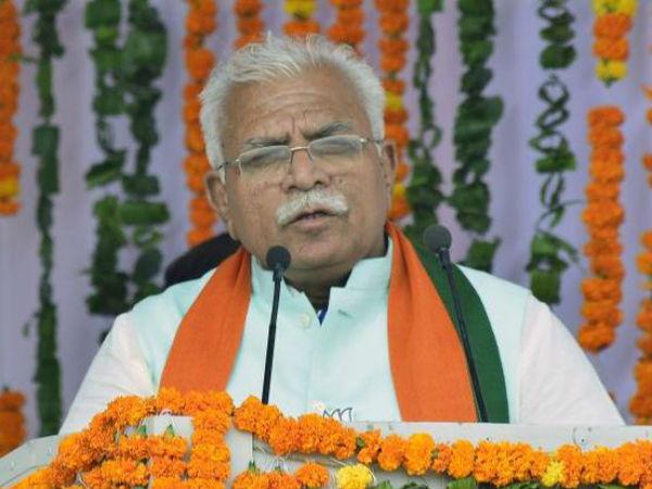 New Haryana government will work as a team, says CM Khattar