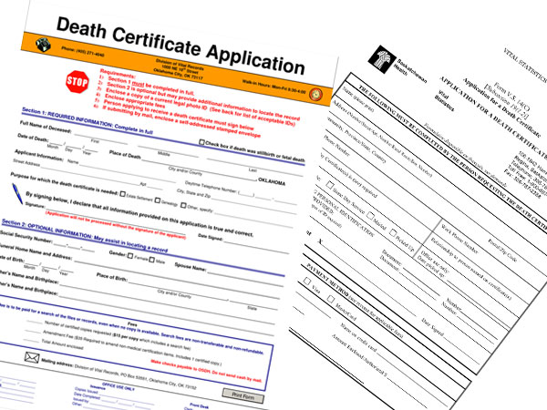 How to apply for death certificate your complete guide oneindia guidehow to apply for death certificate yadclub Choice Image