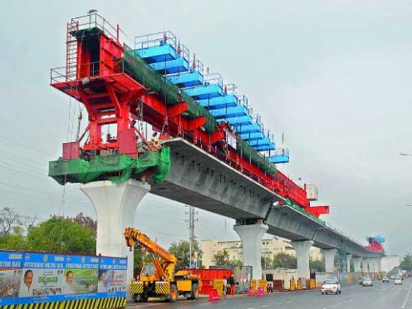 Hyd metro delayed by 1 year