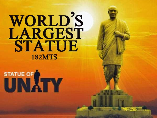 Statue of Unity.