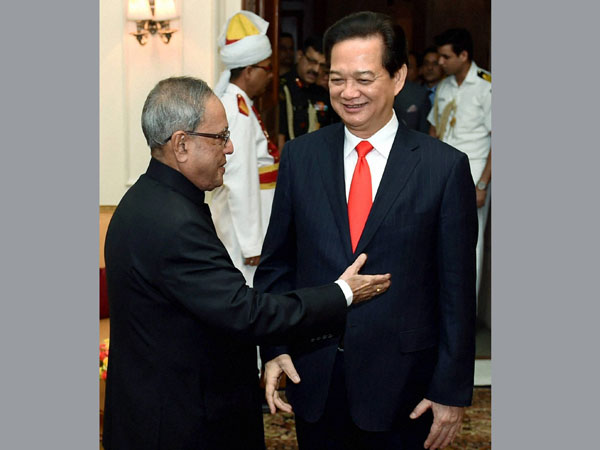 Prez delighted to welcome Vietnam PM