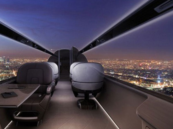 Now, fly in a windowless plane