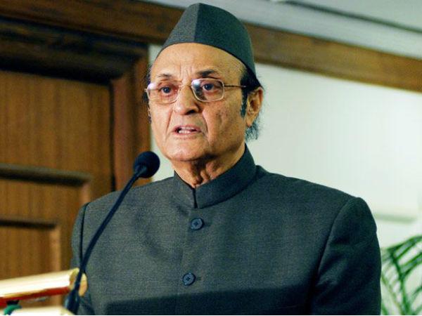 Karan Singh (file photo)