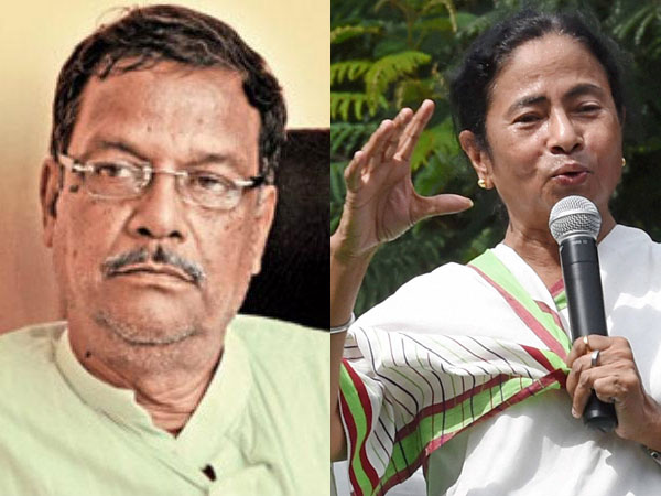 Mamata's minister contradicts her