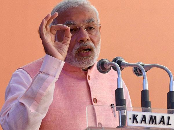 Black money: Modi stumps Congress again