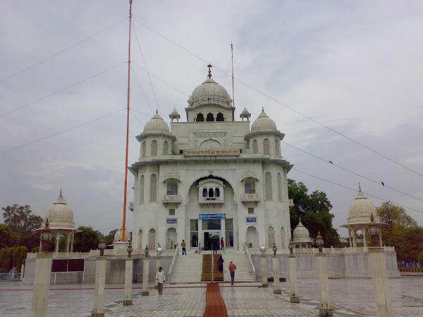 Rakabganj Gurdwara.