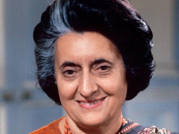इंदिरा गाँधी का जीवन परिचय