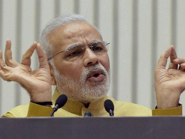 Narendra Modi remembers Indira Gandhi