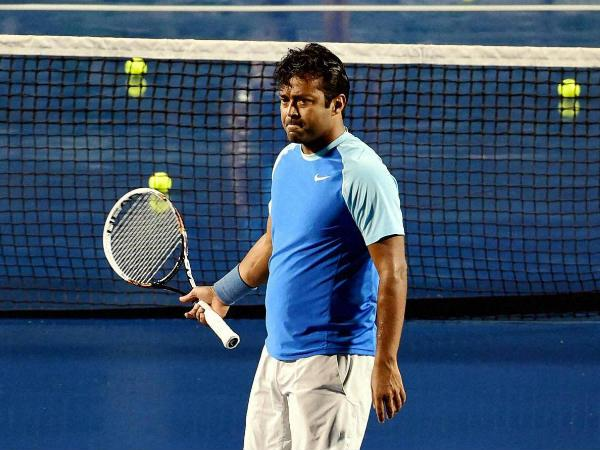 File photo of Leander Paes