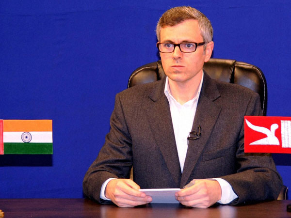 Omar Abdullah hits out at Musharraf