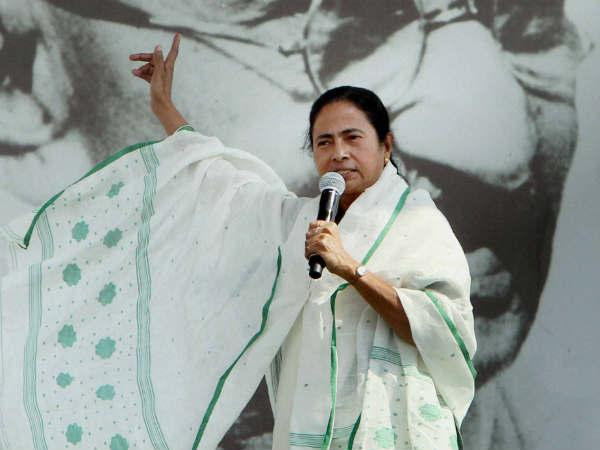 Why has Mamata taken vow of silence?