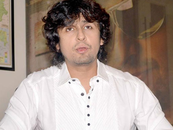 Why Sonu Nigam was disappointed?