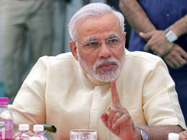Have faith in your Pradhan Sewak: Modi