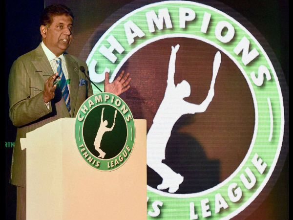Champions Tennis League: Hyderabad replaces Chennai