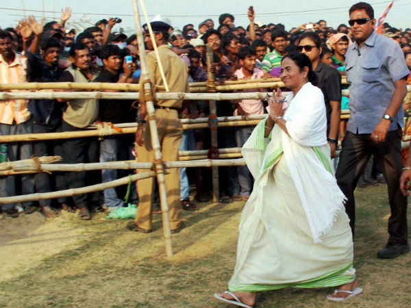 Trinamool strikes alliance with JVM in Jharkhand