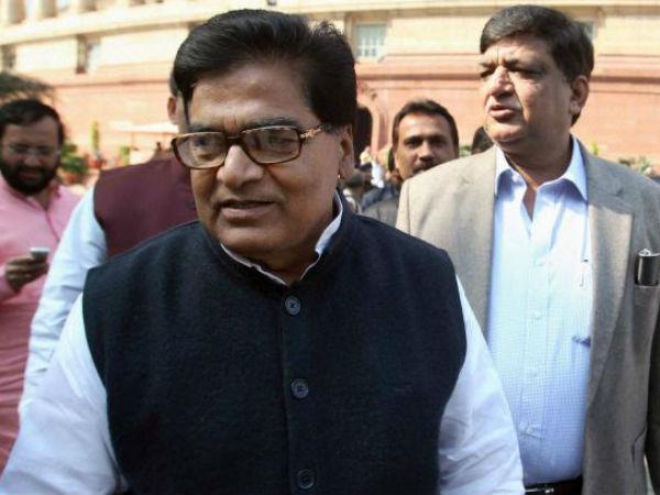 SP leader Ram Gopal Yadav regrets making traitors comment