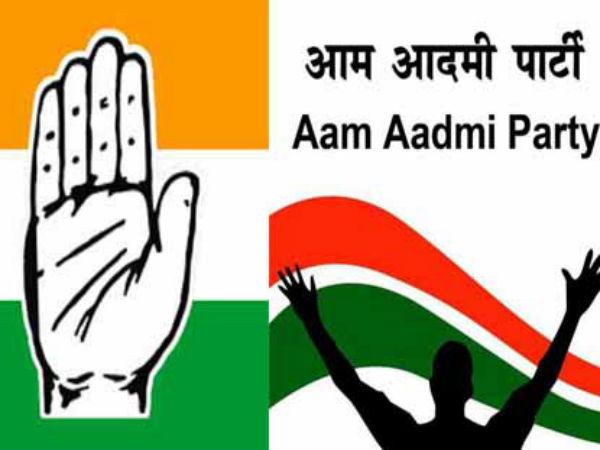 Delhi: AAP, Cong's desperation for poll