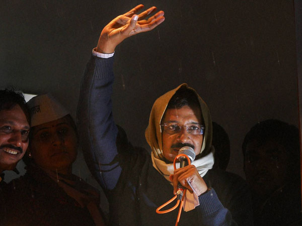 Kejriwal Delhi's CM candidate again?