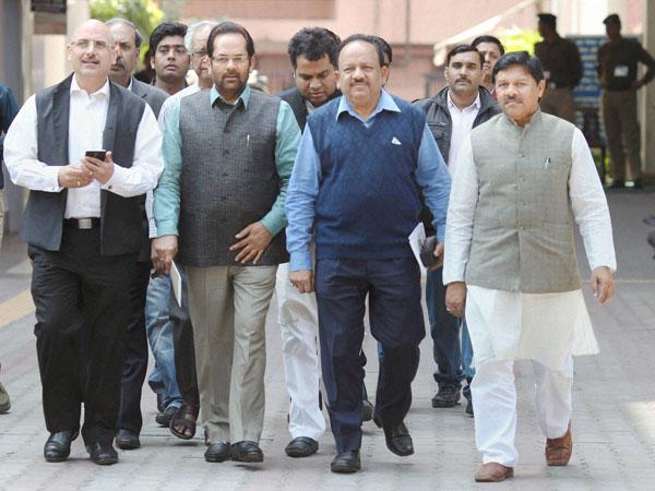 BJP starts preparations for Delhi fight