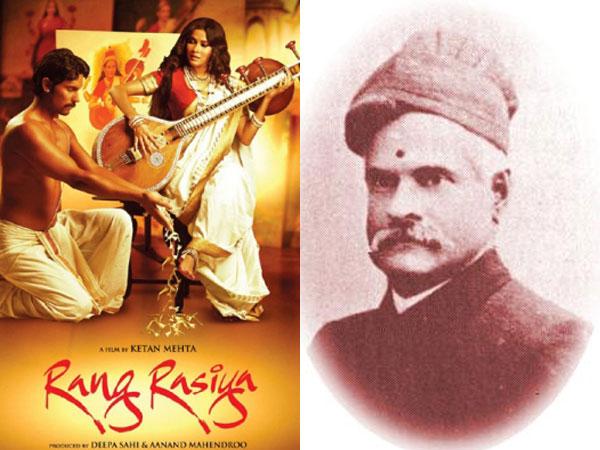 Kerala court stays release of 'Rang Rasiya' based on life of Raja Ravi Varma