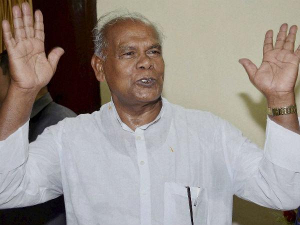 Bihar CM Jitan Ram Manjhi's resignation demanded on moral grounds.
