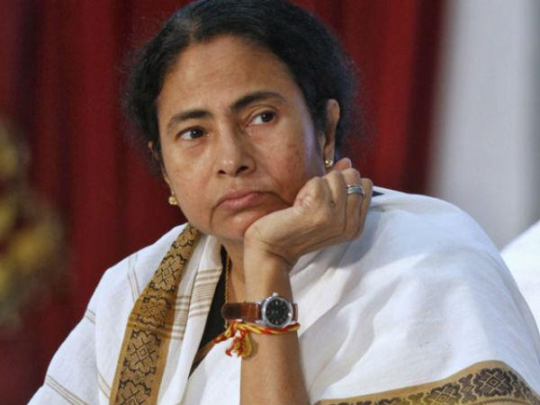 Don't play with fire, Mamata warns BJP
