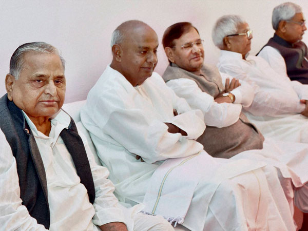 United front to face BJP in parliament?