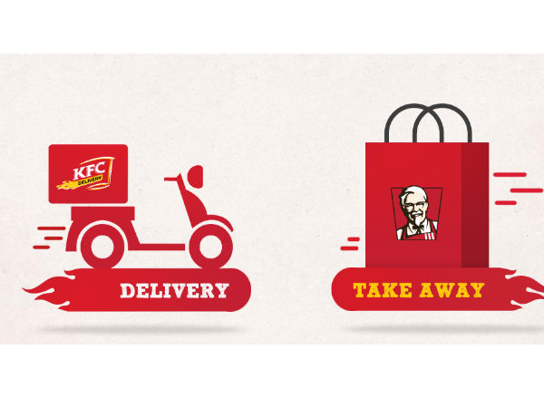 Purchase of RS. 300 & above - FLAT 20% OFF at KFC