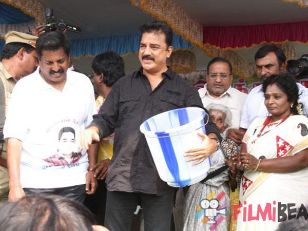 Kamal joins Swachh Bharat on birthday