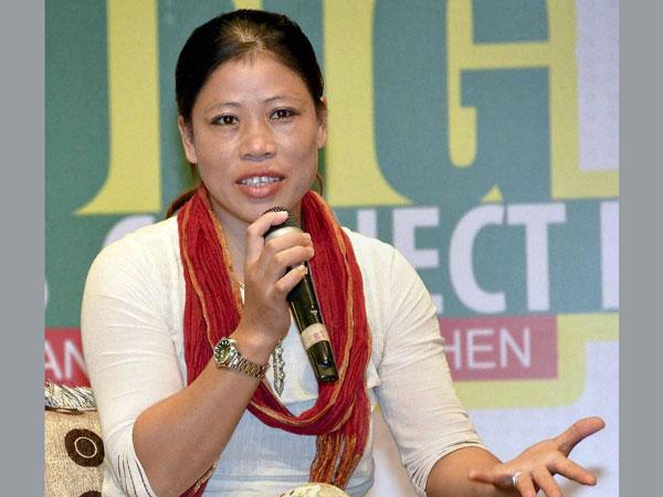 Mary Kom backs pregnancy tests, says it's for safety of boxers.