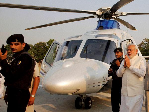 PM Modi visits Varanasi