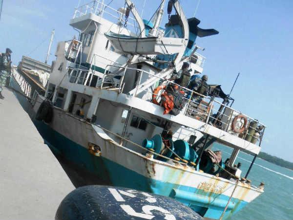 Praful Bakshi speaks on Naval mishaps
