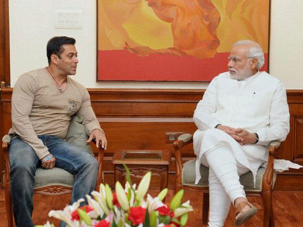 Salman Khan-Narendra Modi