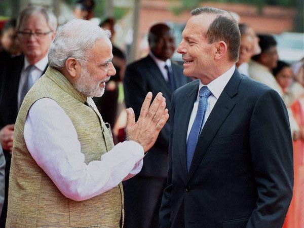 Keenly awaiting Modi's visit: Abbott