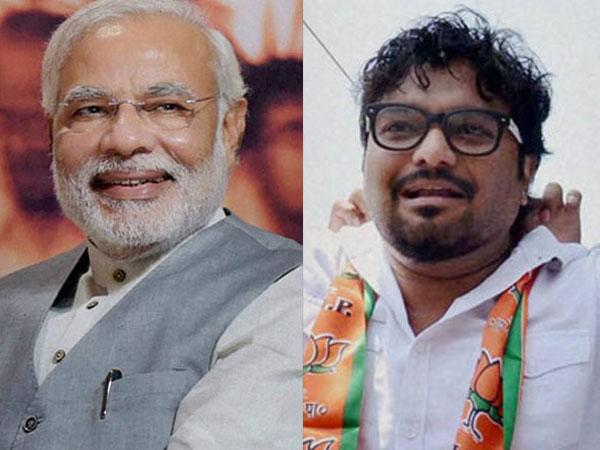 Be ready: PM Modi tells Babul Supriyo