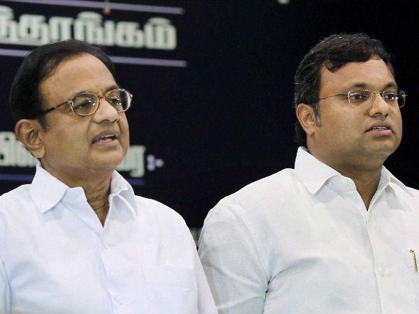 Cong MP slams Karti Chidambaram