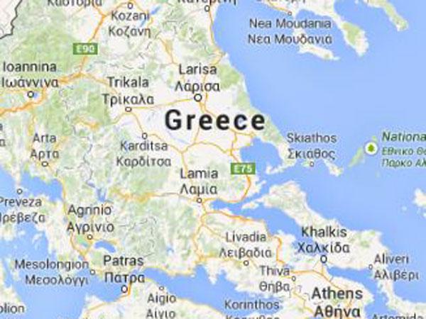 4.8 magnitude earthquake hits Greece